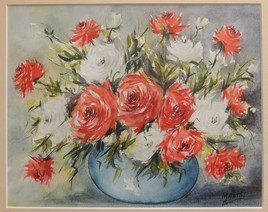 Bouquet AQUARELLE 2 du jour