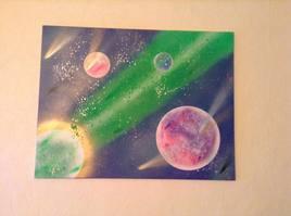 fusion de planètes