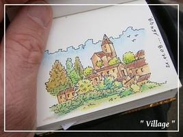 Mini village...!