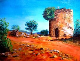 L'Algarve et ses Moulins