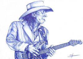 Stevy Ray Vaughan