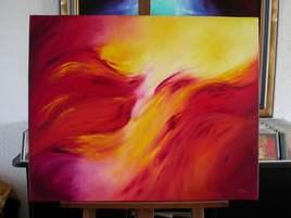n°126 série flamme