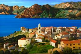 Poggio di Piana in Corsica