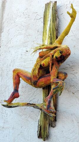 La danseuse en équilibre