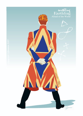 Earthling Bowie