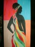 femme d afrique