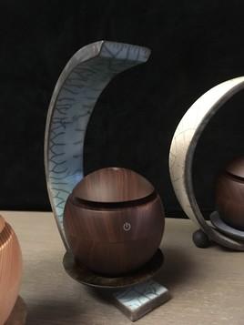 Diffuseur d'eau de parfum  raku