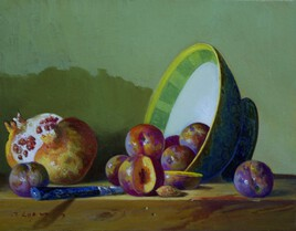 Coupe aux fruits