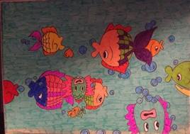 Le monde des poissons