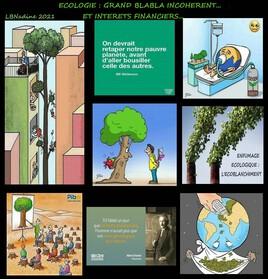 Ecologie ..