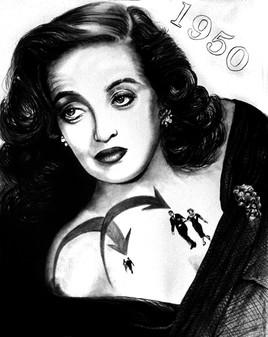 1950-Bette Davis dans Eve