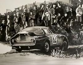 Alfa Romeo Zagato Tubolare 1965