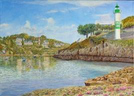 Ria bretonne