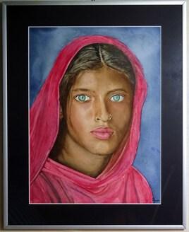 femme de l'Inde