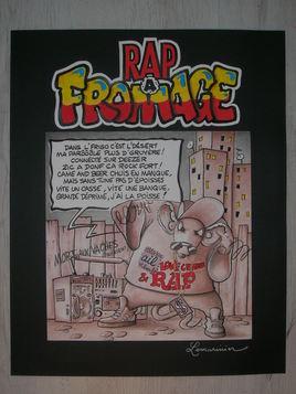 Monsieur Rat  (rat-peur)