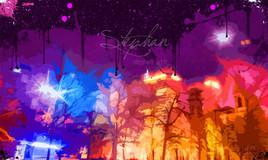 Nuit en couleur