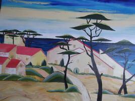 Village de vacance  La Palmyre Charente Maritime