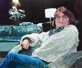 Un portrait de Christine