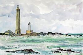 Les phares de l'Ile Vierge 2