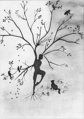 L'homme arbre