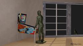 Détente au musée RODIN