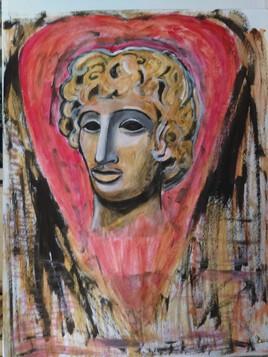 Buste  d'Apollon