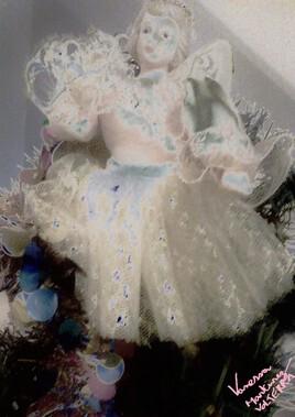 """""""La bonne fée"""" de Vanessa Martinez Volterra"""