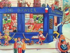 the Bowler ou la Footomania