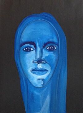 Bleu 9 ou bleu brut