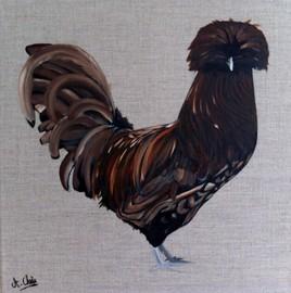 poule creve coeur