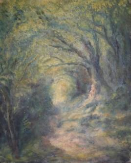 Le bois de la Sorcière
