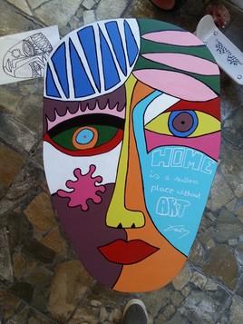 Davyant Art Table II