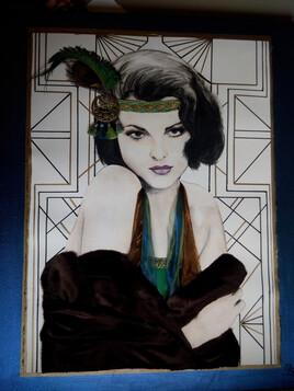 Gatsby Lady
