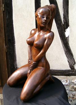 Sculpture Briséis