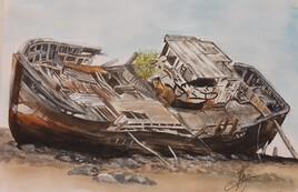 Cadavre bateau