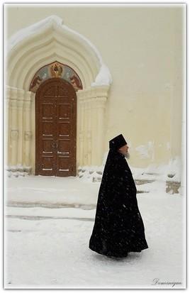 Prêtre Orthodoxe.