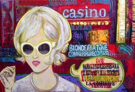 Peinture Blonde Platine recherche AC Cobra