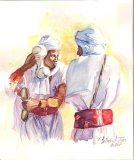 Karkabou de Adrar