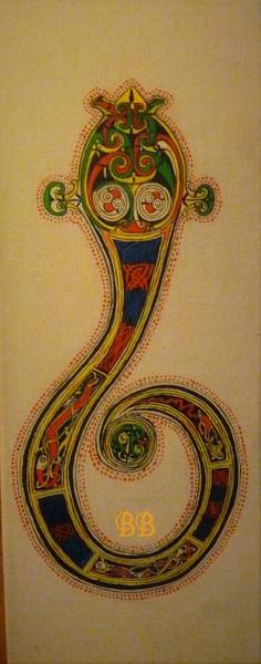 B celtique