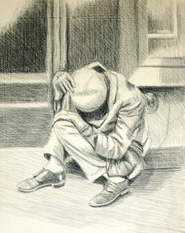 La détresse