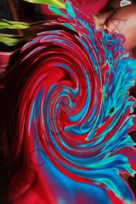 Tourbillon de couleurs