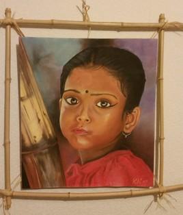 Petite indienne