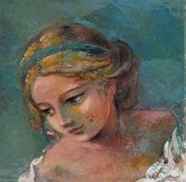 Portrait d'après Natoire