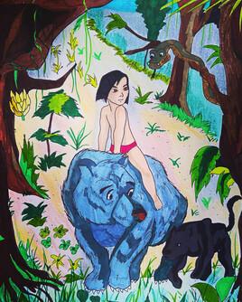 Mowgli en balade