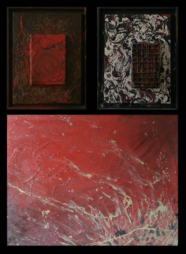 Art brut 1 et 2 + nature morte