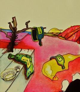 Les couleurs du vin: Mémoire et persistance