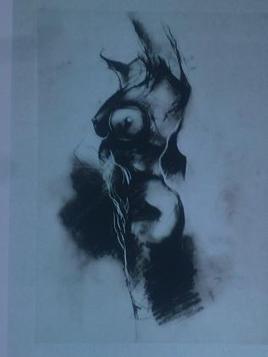 female nude II