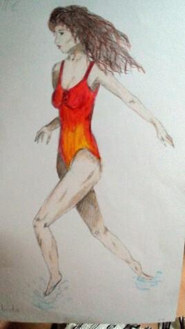 Étude de mouvement du corps