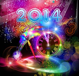Bonne Année 2014 @ TOUS !!