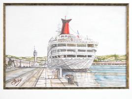une visite du port de Marseille